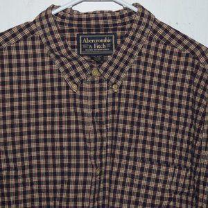 Abercrombie & fitch mens shirt size XXL J866